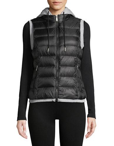 Calvin Klein Performance Sherpa Puffer Vest-BLACK-Medium 89713197_BLACK_Medium