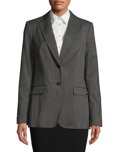 Calvin Klein Timeless Jacket-BLACK-8