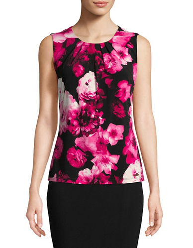 Calvin Klein Floral Camisole-MULTI-X-Large