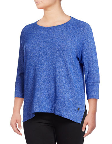 Calvin Klein Performance Plus Dolman-Sleeve Pullover 89765087