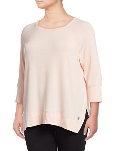 Calvin Klein Performance Plus Dolman-Sleeve Pullover 89765092