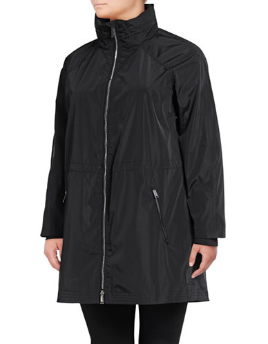 Calvin Klein Performance Plus Plus Spectator Walker Jacket-BLACK-3X