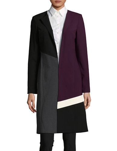Calvin Klein Block Colour Jacket-MULTI-2