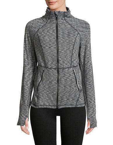 Calvin Klein Performance Sporty Zip Jacket-GREY-Medium 89630369_GREY_Medium