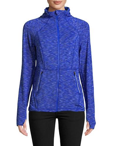 Calvin Klein Performance Sporty Zip Jacket-BLUE-Large 89630374_BLUE_Large