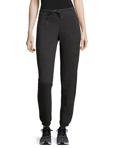 Calvin Klein Performance Cotton Jogger Pants-SLATE HEATHER-Small