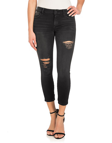Sexy Curve Cropped Jeans by Guess