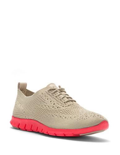 Cole Haan Chaussures sport en tissu oxford Zerogrand Stitchlite 89926852