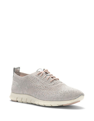 Cole Haan Zero Grand Stitchlite Oxford Sneakers-PINK-5.5