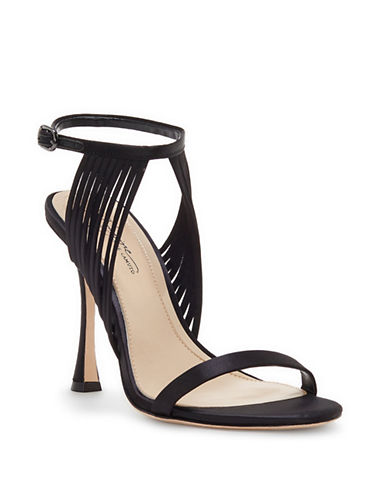 Imagine Vince Camuto Raim Satin Ankle Strap Sandals 89929737