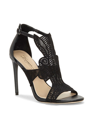 Imagine Vince Camuto Rashi Embroidered Stiletto Sandals 89929778