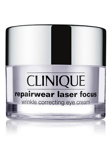 Clinique Repairwear Laser Focus Wrinkle Correcting Eye Cream-NO COLOUR-15 ml