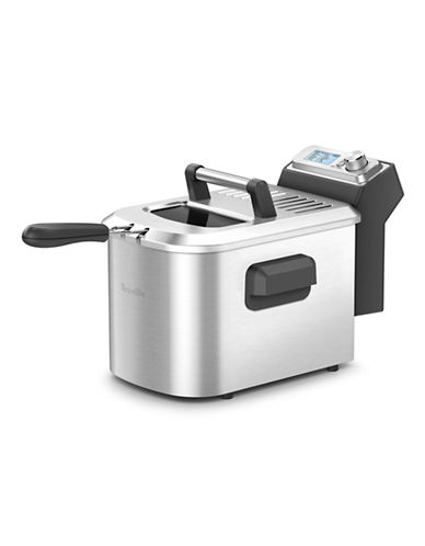Breville The Smart Fryer-STAINLESS STEEL-One Size