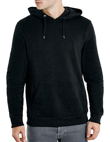 Topman Jax Hoodie-BLACK-Small 88259502_BLACK_Small