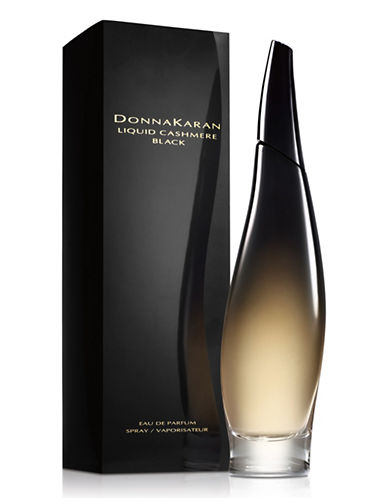 Donna Karan Liquid Cashmere Black Eau de Parfum Spray-NO COLOUR-100 ml