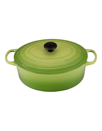 Le Creuset Oval French Oven-PALM-4.7L