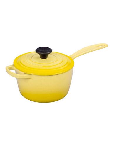 Le Creuset Iron Handle Saucepan-SOLEIL-1.5 L