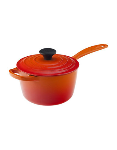 Le Creuset Iron Handle Saucepan-FLAME-3 L