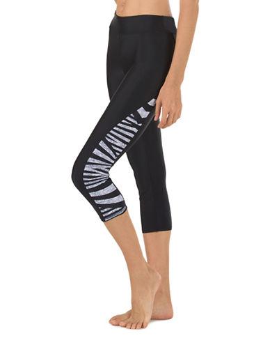 Speedo Paddle Capri Pants-BLACK-Large 89038453_BLACK_Large