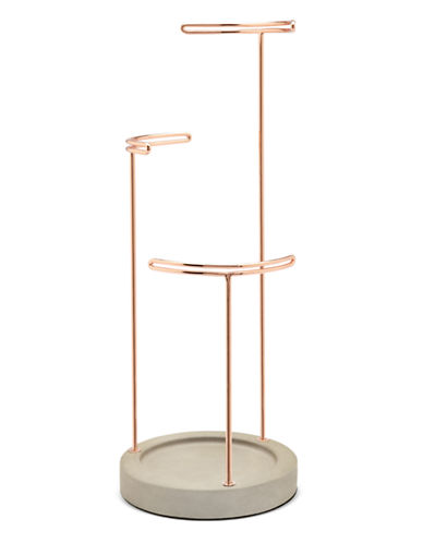Umbra Tesora Jewelry Stand-COPPER-One Size