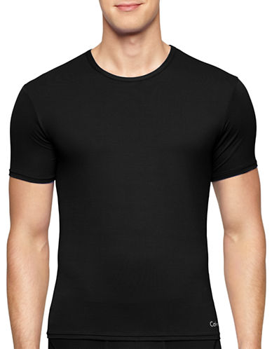 Calvin Klein Air Performance T-Shirt-BLACK-Medium 87750668_BLACK_Medium