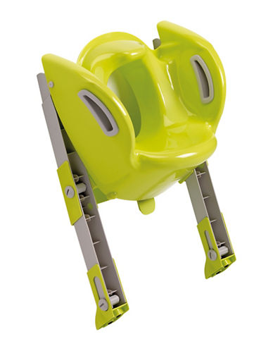 Thermobaby Kiddyloo Toilet Trainer-GREEN/GREY-One Size