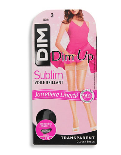 Dim Dim Up Sublim Tights-BLACK-1