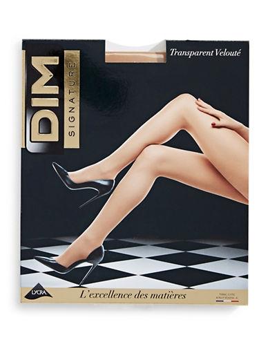 Dim Sheer Classic Pantyhose-BEIGE-1
