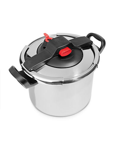 T-Fal Clipso Essential Pressure Cooker-STAINLESS STEEL-9 L
