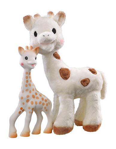 Sophie Girafe Cherie Sensory Development Toy Set-BEIGE-One Size