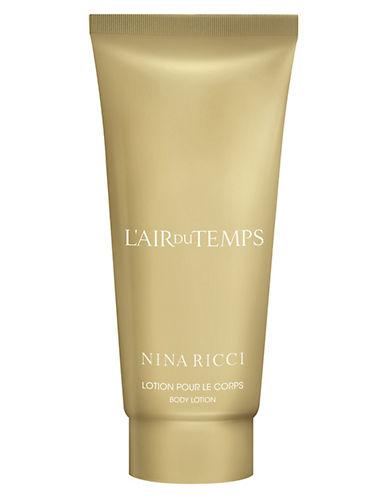 Nina Ricci LAir Du Temps Soft Body Lotion-NO COLOUR-200 ml
