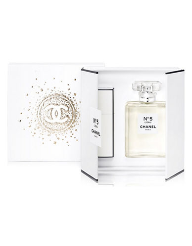 Chanel N 5 LEAU Gift Box-0-One Size