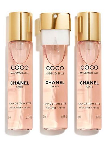 Chanel COCO MADEMOISELLE <br> Eau de Toilette Twist And Spray Refill-NO COLOUR-60 ml