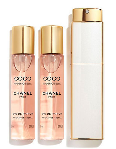 Chanel COCO MADEMOISELLE <br> Eau de Parfum Twist And Spray-NO COLOUR-60 ml