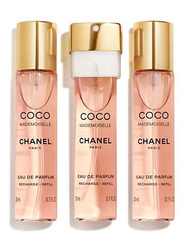 Chanel COCO MADEMOISELLE <br> Eau de Parfum Twist And Spray Refill-NO COLOUR-60 ml