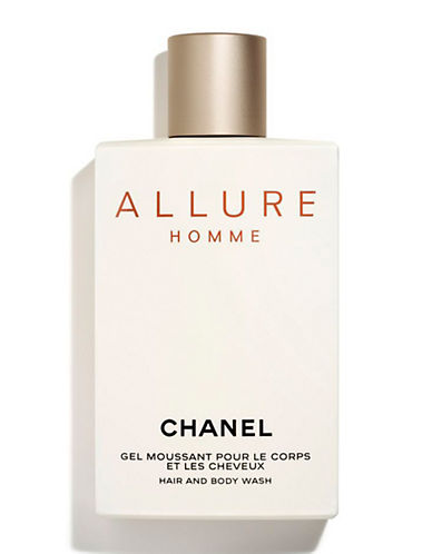 Chanel ALLURE HOMME <br> Shower Gel-NO COLOUR-200 ml