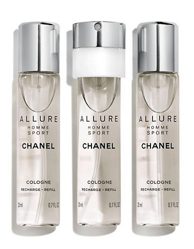 Chanel ALLURE HOMME SPORT <br> Cologne Refillable Travel Spray-NO COLOR-One Size