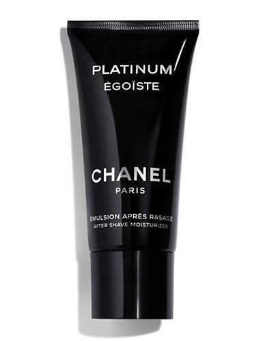 Chanel PLATINUM ÉGOÏSTE <br> After-Shave Moisturizer-NO COLOUR-75 ml
