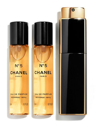 Chanel N°5 <br> Eau de Parfum Purse Spray-NO COLOUR-60 ml