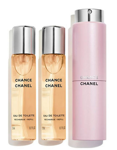 Chanel CHANCE <br> Eau de Toilette Twist And Spray-NO COLOUR-60 ml