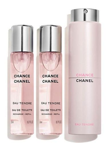 Chanel CHANCE EAU TENDRE <br> Eau de Toilette Twist And Spray-NO COLOUR-60 ml