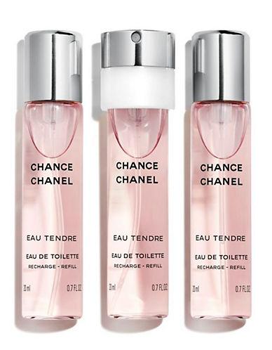 Chanel CHANCE EAU TENDRE <br> Eau de Toilette Twist And Spray Refill-NO COLOUR-60 ml