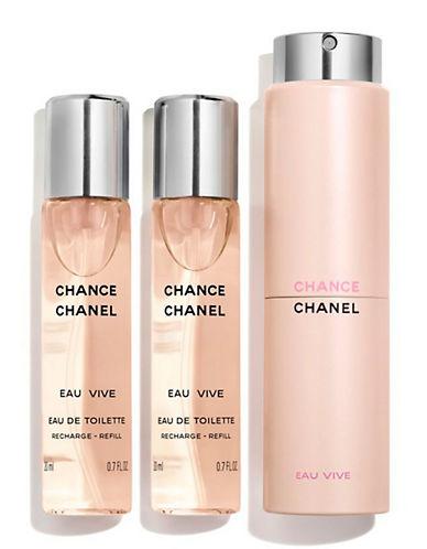 Chanel CHANCE EAU VIVE <br> Twist And Spray Eau De Toilette-NO COLOUR-One Size