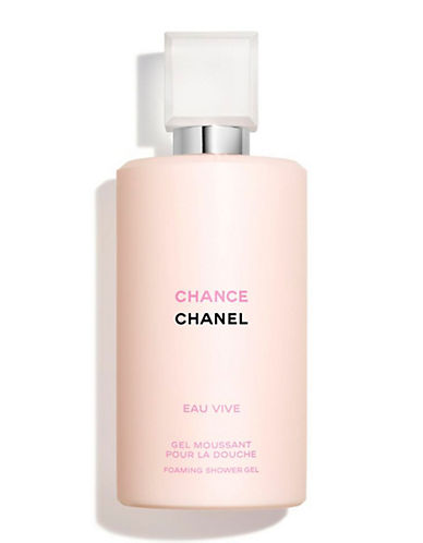 Chanel CHANCE EAU VIVE <br> Foaming Shower Gel-NO COLOUR-200 ml