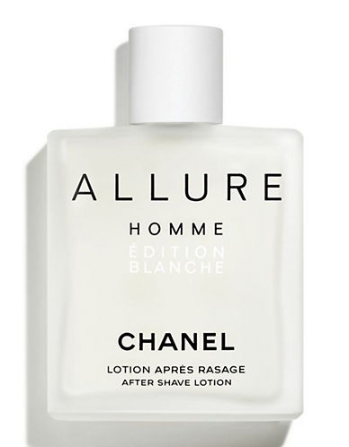 Chanel ALLURE HOMME ÉDITION BLANCHE <br> After-Shave Lotion-NO COLOUR-100 ml