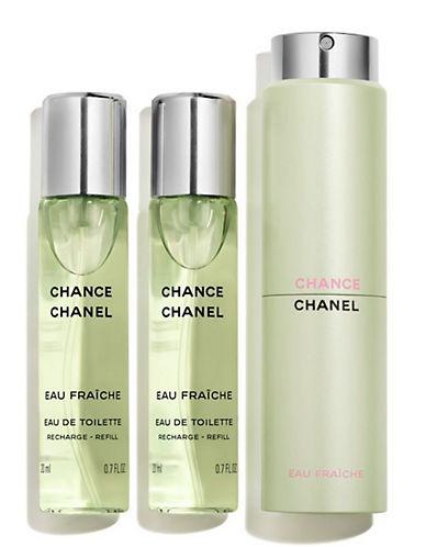 Chanel CHANCE EAU FRAÎCHE <br> Eau de Toilette Twist And Spray-NO COLOUR-60 ml