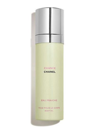 Chanel CHANCE EAU FRAÎCHE <br> Body Oil-NO COLOUR-100 ml