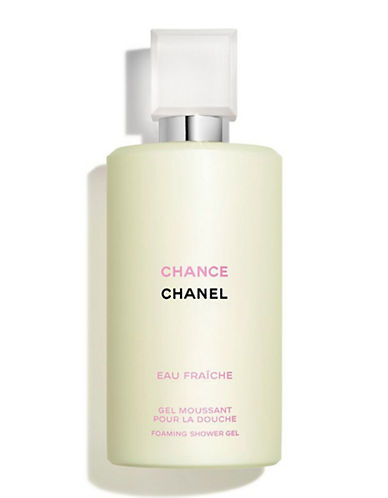 Chanel CHANCE EAU FRAÎCHE <br> Foaming Shower Gel-NO COLOUR-200 ml