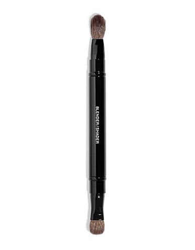 Chanel RETRACTABLE DUAL-TIP EYESHADOW BRUSH-NO COLOUR-One Size