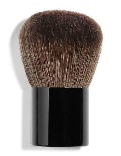 Chanel PETIT PINCEAU KABUKI <br> Kabuki Brush-BLACK-One Size